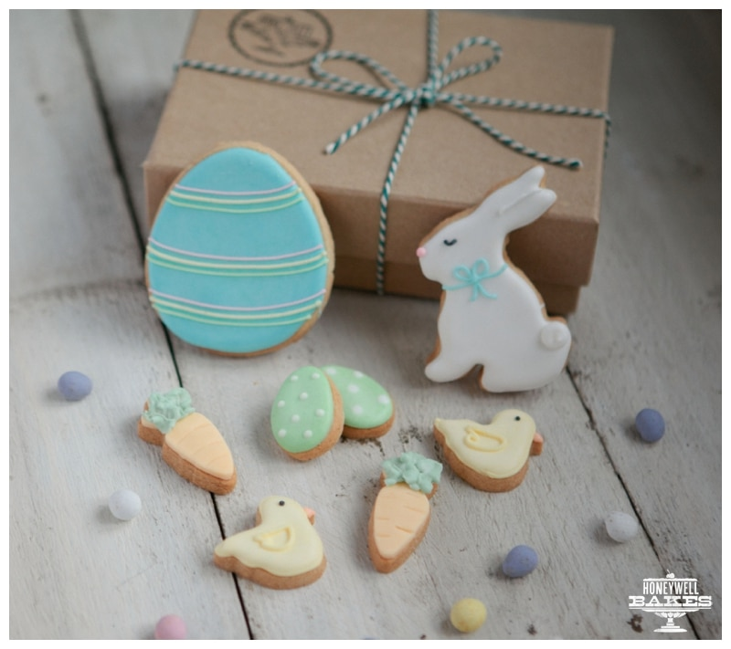 easter biscuit gifts for children