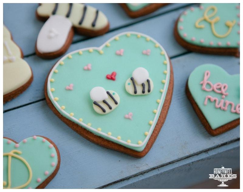 bee love biscuits