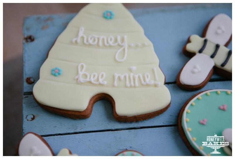 honey bee mine biscuits